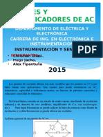 Puentes Amplificadores de AC