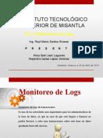 Monitoreo de Logs Alma Alejandro