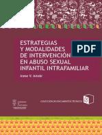 Estrategias y modalidades de intervencion en abuso sexual infantilintrafamiliar