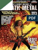 Terrorizer's Secret Histories - Death Metal - Mar (2010)