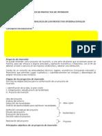 Antología Formulación y Evaluación de Proyectos de Inversión