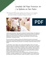 Papa Francisco La Luz
