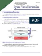 Cours Sur Analyse Fonctionnelle