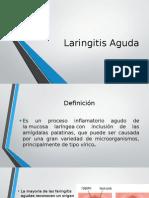 Laringitis Aguda Clase