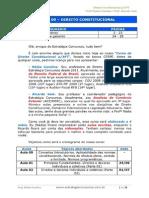 Auditor Fiscal Do Trabalho 2014 Direito Constitucional Aula 00
