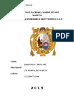 Electrotecnia informe previo 2