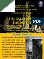 Dispatch Exp 1