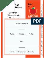 1er Grado - Bloque 1 - Desafíos Matemáticos.doc