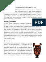 Antropologia y Psicologia.platón