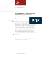 Asymptotic derivation of models for anisotropic piezoelectric beams and shallow arches