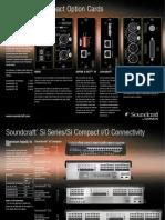 Soundcraft Si Option Card Flyer3 Web