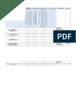 Cuadro de Pruebaprogramcion Curricaular 2015
