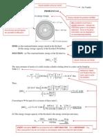 Homework Example - Handwritten