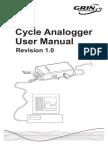 Analogger Manual Web