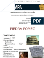 Piedra Pomez