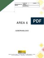 Protocolo Area 6 Gobernabilidad