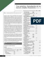 Casos Prácticos para el Análisis de los EEFF