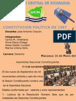Constitucion Politica Ultimo