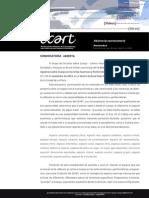 ECART 2015 Primera Circular Convocatoria Abierta