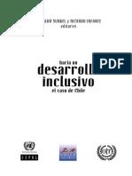 Hacia Un Desarrollo Inclusivo