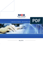 Investor Presentation for quarter and year ended March 31, 2015 [Company Update]