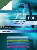 Matematicas II Talca