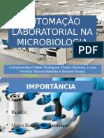 automaçao laboratorial