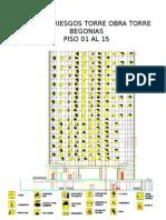 Mapa de Riesgos Torre Obra Torre Begonias