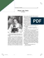 Alcmeon de Crotona. El Cerebro y Las Funciones Psiquiacas. Diego Luis Outes y Jacinto Orlando