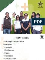 1. Presentacion de Apoyo Estrategias de Mercadeo.