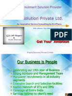 Prasha Solutions Private Limited_IT