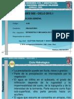 Clases_Semana N° 02  de Hidrología General_FICA_UNHEVAL