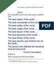 Biography of Prophet Muhammad