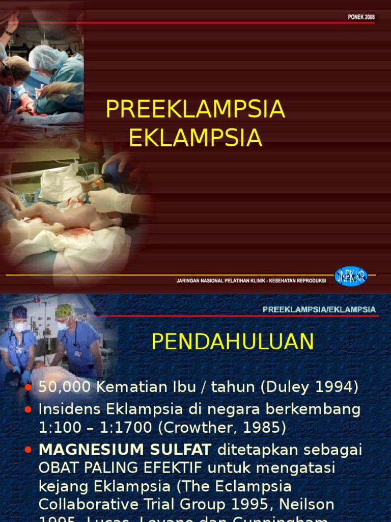 Preeklampsia