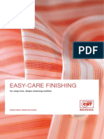 Easy Care Finishing En