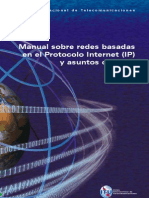 Curso en PDF Redes basadas en Protocolo Ip