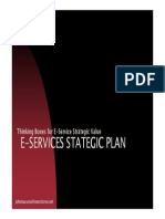 Ict4gov Eservices Strategic Planning
