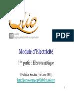 Cours Electricite Regime Sinusoidal