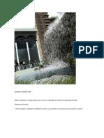 Creación de Water Falls