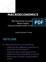 Angelo Santos- Macroeconomic Accounting