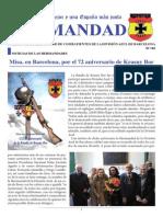 Boletín Hermandad División Azul Barcelona