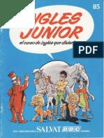 Inglés Junior BBC Fascículo 85