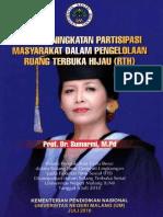 Upaya Peningkatan Partisipasi Masyarakat Dalam Pengelolaan Ruang Terbuka  Hijau - Prof Dr Sumarmi MPd 2914838181