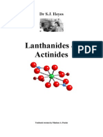 Hayes - Lanthanides & Actinides