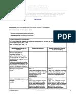 Cuadro Sinoptico y Comparativo de La Ley Organica 1-2015, De 30 de Marzo, Por La Que Se Modifica La Ley Org_BIB_2015_1261