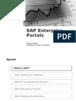 SAP Enterprise Portal