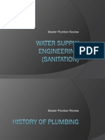 Water Supply Engineering Sanitation