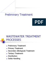 Waste Water Process