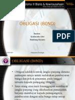 Penilaian Obligasi