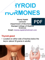Thyroid Hormones
